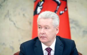 Мэр Москвы Сергей Собянин: Ничто не должно омрачить проведения Дня знаний