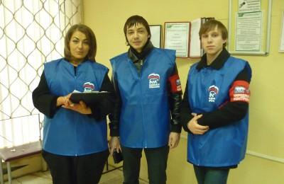 Торговые точки района посетил «Народный контроль»