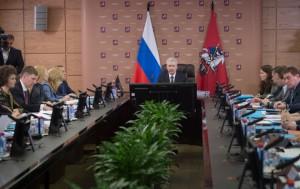 Мэр Москвы Сергей Собянин отменил возведение объектов торговли в Южном округе