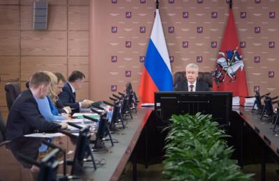 Мэр Москвы Сергей Собянин: С 1 января семьи-усыновители будут получать на 10 процентов больше