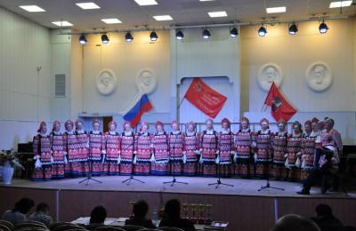 Выступления участников конкурса хорового искусства сотрясли стены ДШИ им. Шебалина