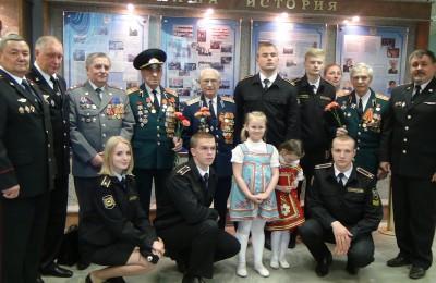 Председатель районного Совета ветеранов принял участие в праздничном концерте