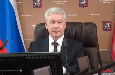 Мэр Москвы Сергей Собянин: Общественный транспорт столицы существенно повысил свою популярность