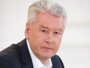 Мэр Москвы Сергей Собянин открыл развязку на пересечении 2-й Мелитопольской улицы и Варшавского шоссе