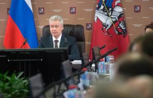 Мэр Москвы Сергей Собянин: За последние пять лет на дорогах стало меньше аварий