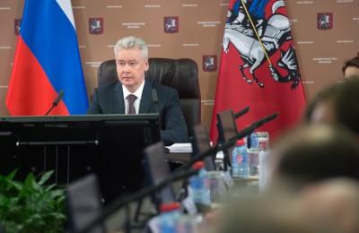 Мэр Москвы Сергей Собянин: Со следующего года мы увеличим объем выплат пенсионерам