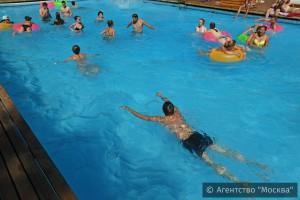 На территории ЗИЛа возводится крупнейший бассейн в столице