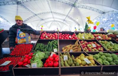 В Москве увеличится количество региональных ярмарок