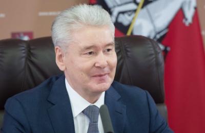80% московских домохозяйств имеют доступ к скоростному интернету - Собянин