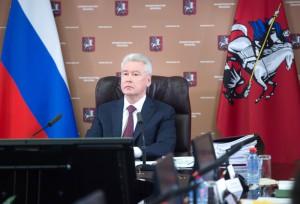 Сергей Собянин сообщил на заседании, что доля фермеров на московских ярмарках выросла в 2,5 раза