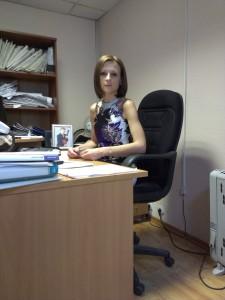 Начальник отдела инженерной службы Ирина Кошечкина рассказала о том, как ведутся работы по благоустройству