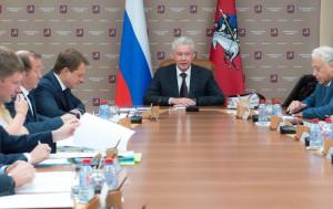 Мэр Москвы Сергей Собянин: Я предлагаю увеличить размер выплат с 3 до 5 тысяч рублей