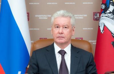 Мэр Москвы Сергей Собянин: Мы активно занимаемся улучшением качества работы роддомов