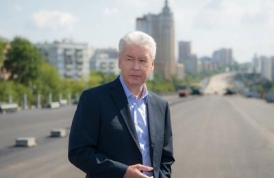 Как заявил мэр Москвы Сергей Собянин, реконструкция Волоколамки будут завершена следующей весной