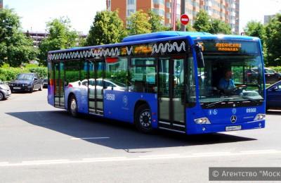 Более половины жителей столицы довольны работой общественного транспорта