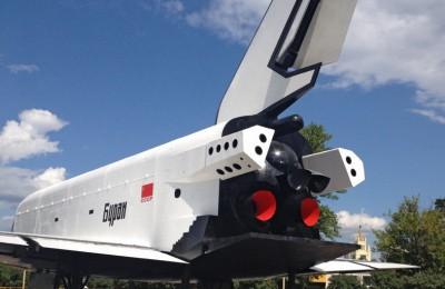 Интерактивный музей космического корабля «Буран» откроется в субботу на ВДНХ