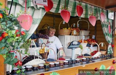 На фестивале «Московское лето» можно будет приобрести необычные виды варенья – Немерюк