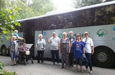 Маломобильные группы граждан района Орехово-Борисово Северное поучаствовали в проекте «Равные возможности»