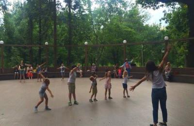 Юные жители района Орехово-Борисово Северное поучаствовали в очередном мастер-классе
