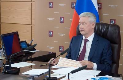 Мэр Москвы Сергей Собянин заявил о том, что к 1 сентября все учреждения должны быть готовы