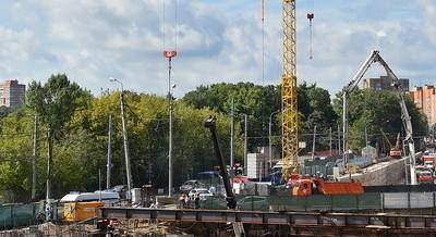 Второй участок Южной рокады начнут строить в Москве в этом году