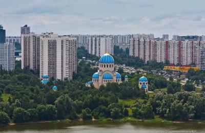Ранее на территории современного района Орехово-Борисово Северное располагались три деревни: Орехово, Борисово и Шипилово