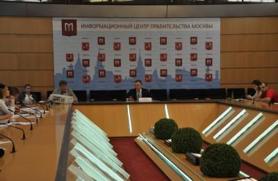 Жидкин: На территории новой Москвы рабочих мест создано чуть больше, чем сейчас строится жилья