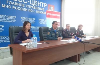 Замначальника главного управления МЧС по Москве Сергей Лысиков рассказал о проверке школ к новому учебному году