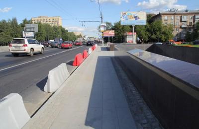 В рамках программы «Моя улица» продолжаются работы по реконструкции Каширского шоссе