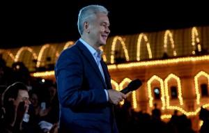 Музыкальный фестиваль открыл мэр Москвы Сергей Собянин