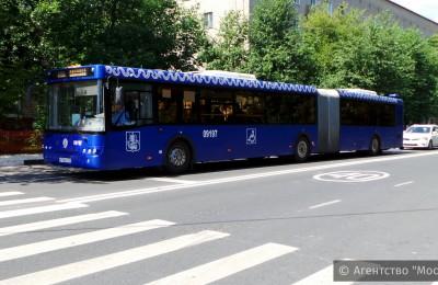 «Мосгортранс» получит 150 новых автобусов ЛиАЗ до конца октября