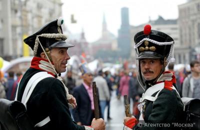 868-й день рождения Москвы отпраздновали более 10 млн человек