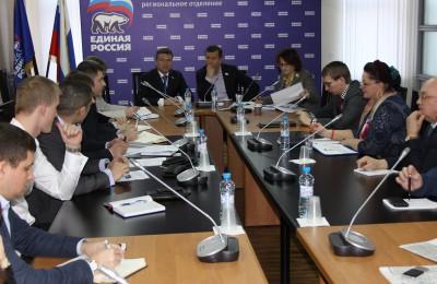 Итоги выборов столичные единороссы обсудят на очередном заседании регионального политсовета