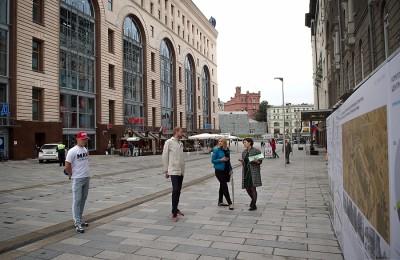 """Программа """"Моя улица"""" будет завершена в октябре этого года"""
