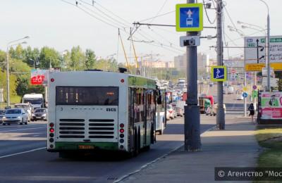 На зимний график работы переведен весь общественный транспорт столицы
