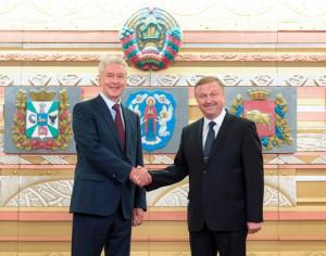 Собянин: Москва закупила около полутора тысяч единиц белорусской техники только за последние два года
