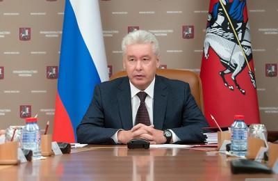 Мэр Москвы Сергей Собянин: В оставшиеся дни 2015 года нам осталось открыть развязку с Каширским шоссе
