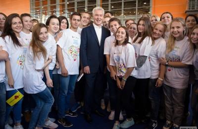 Мэр Москвы Сергей Собянин открыл форум здоровья в рамках профилактики сердечно-сосудистых заболеваний