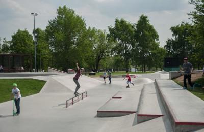 В парке «Садовники» состоится фестиваль катания на скейтах и лонгбордах