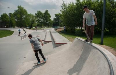 Фестиваль катания на скейтах и лонгбордах пройдет в эту субботу в парке «Садовники»