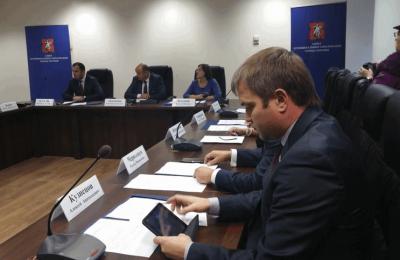 Вопросы расширения полномочий депутатов в сфере капремонта рассмотрели на заседании Совета муниципальных образований