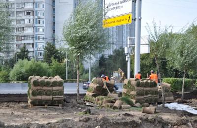 В муниципальном округе Орехово-Борисово Северное будет отремонтировано 12 дворов