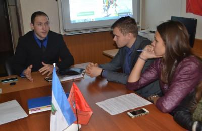 Молодежная палата района Орехово-Борисово Северное планирует активизировать работу в «Движке»