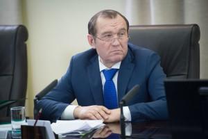 Петр Бирюков: Городские фонтаны будут отключены в связи с наступившим в регионе похолоданием