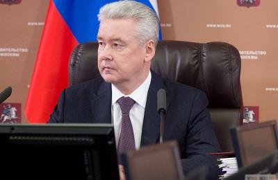 Собянин: За последние 5 лет в Москве построено 238 зданий детских садов и школ