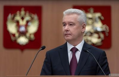 Мэр Москвы Сергей Собянин представил столичным парламентариям отчет о своей пятилетней работе