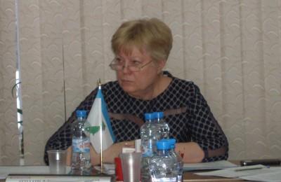Депутат Зинаида Гусакова: Мы действуем только в интересах москвичей