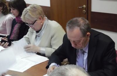 Депутаты согласовали план дополнительных мероприятий по благоустройству в районе Орехово-Борисово Северное