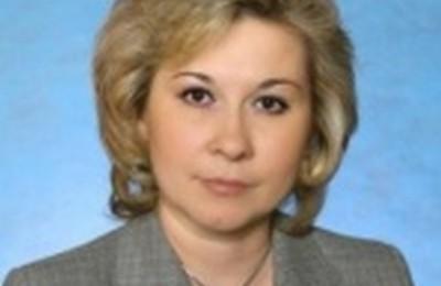 Депутат Елена Дмитриева: