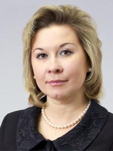 Депутат Наталия Дмитриева